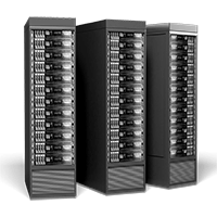 Server und Technikräume