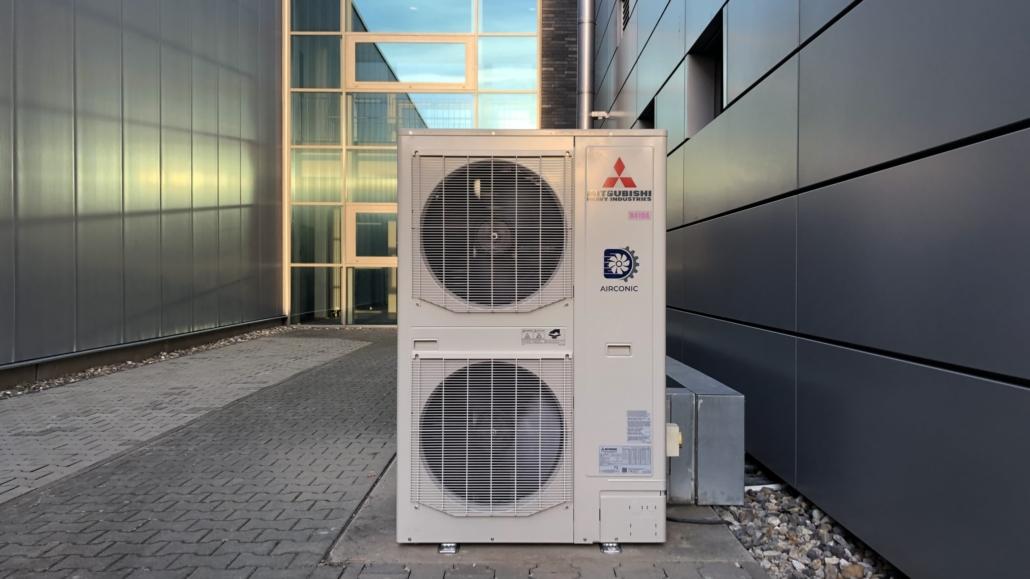 Mitsubishi Split-Klimaanlage