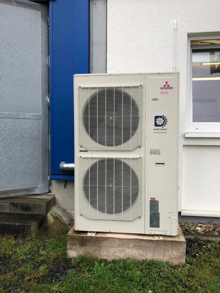 Mitsubishi Heavy VRV Klimaanlage