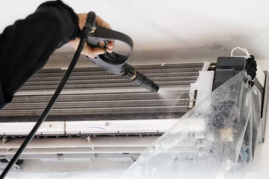 Klimaanlage Reinigung Hygiene