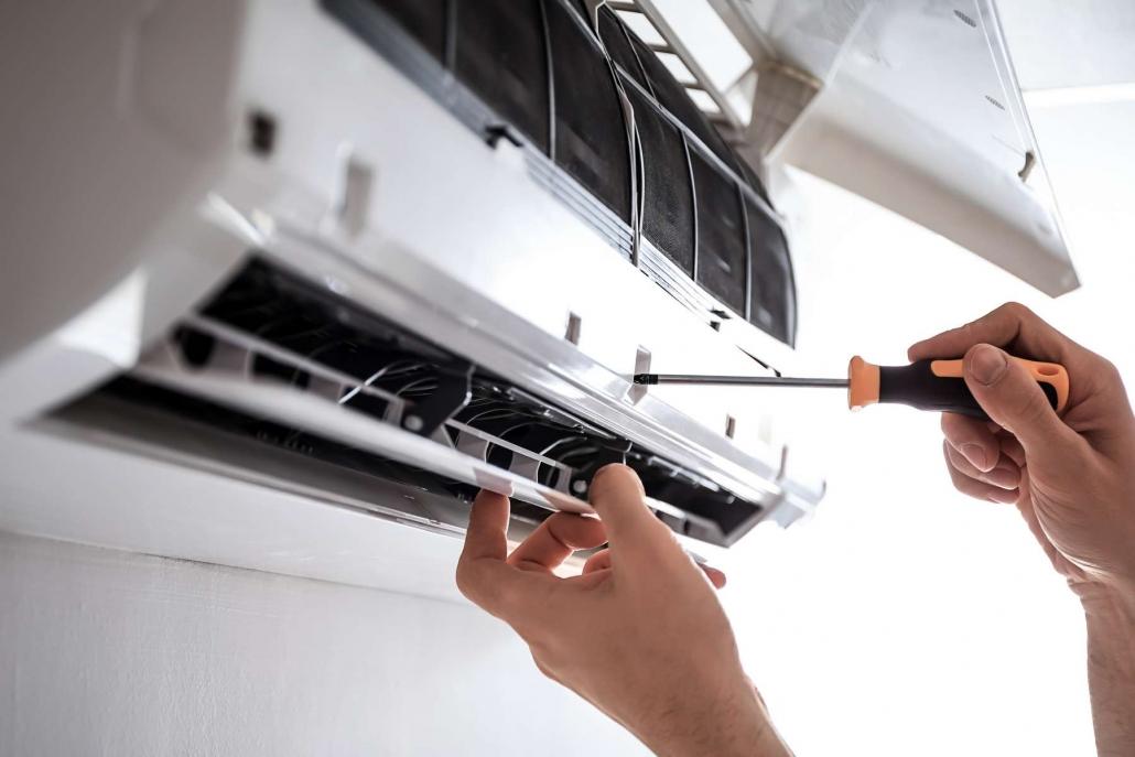 Klimaanlage Reparatur Wartung